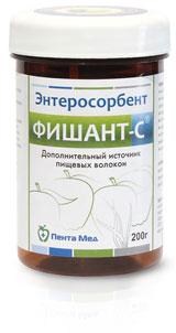 ФИШант-С® - эффективный энтеросорбент защищающий печень