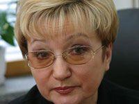 председатель комитета Государственной думы РФ по охране здоровья Ольга Борзова