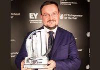Алексей Репик получил заслуженное звание «Entrepreneur Of The Year Award»
