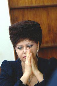 председатель Комитета Совета Федерации по социальной политике и здравоохранению Валентина Петренко