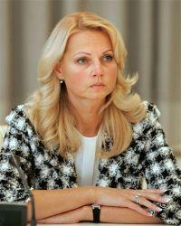 глава Минздравсоцразвития РФ Татьяна Голикова