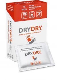 Средство от пота для ног – DRY DRY Foot Spray или салфетка DRY DRY: ни влаги, ни запаха
