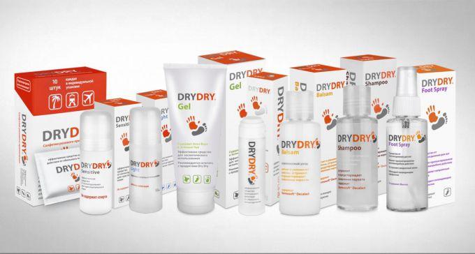 Вся продукция DryDry