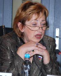 заместитель председателя Комитета Совета Федерации по социальной политике и здравоохранению Лариса Пономарева